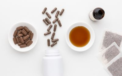Cordyceps mushroom capsules | Mushroom supplements | Biobritte mushroom center