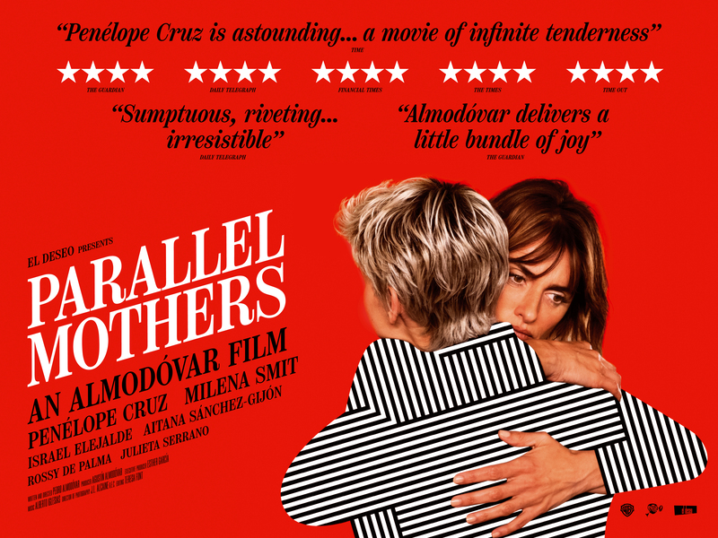 parallel mothers poster