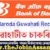 Bank of Baroda Guwahati Recruitment 2021: Business Correspondent Supervisor Vacancy