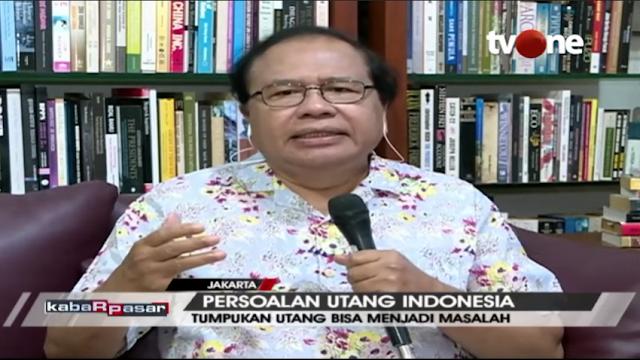 Ada Utang Gelap Indonesia ke China Rp 266 Triliun, RR: Mereka Buat Jebakan untuk Menguasai