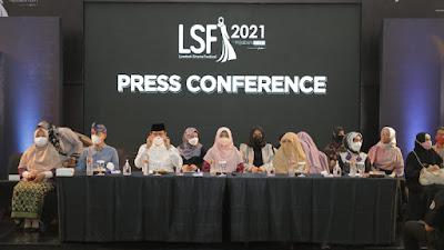 LSF 2021, Bunda Niken: Dampak Yang Positif Untuk UMKM dan Masyarakat NTB