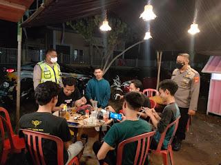 Polsek Segeri Gencar Lakukan Operasi Yustisi Guna Memutus Penyebaran Covid 19