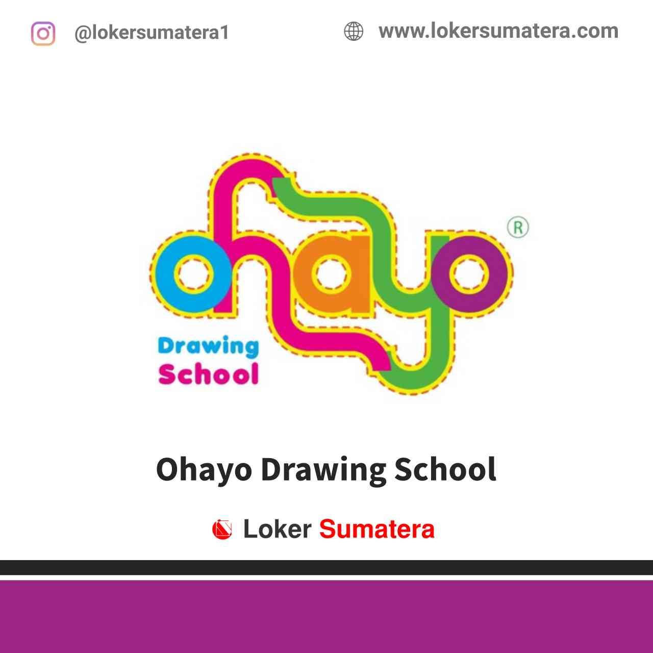 Ohayo Drawing School Medan