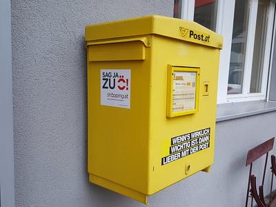 مكتب بريد في فيينا يتعرض للمداهمة من طرف شخص ملثم