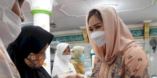 Sumsel Berduka, Putri Sulung Herman Deru Percha Leanpuri Meninggal Dunia