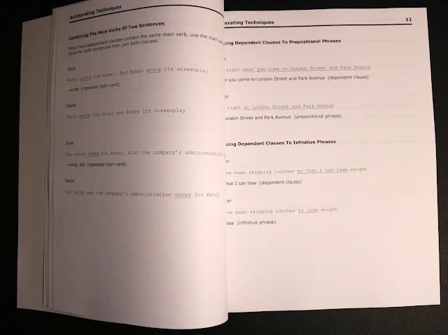 "Photo of Bobby Kushner's ""Fundamental Writing Skills"""