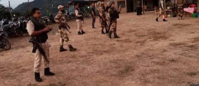 মণিপুরে 5 গ্রামবাসীকে হত্যা করল জঙ্গীরা