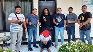 Team Tarsius Presisi Polres Bitung Berhasil Tangkap Pelaku Tindak Pidana Penculikan dan Pengancaman