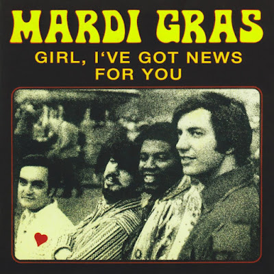 Mardi Gras - 2008 - Girl, I've Got News For You @320. With Covers