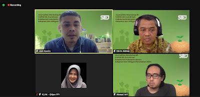 COP26, Dampaknya Terhadap Adaptasi dan Mitigasi Indonesia Hadapi Krisis Iklim