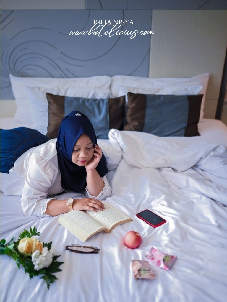 Bersantai di Superior Room Grand Aston Hotel Yogyakarta
