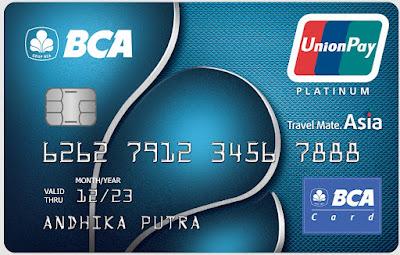 BCA UnionPay