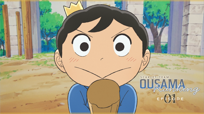 Ousama Ranking - 01