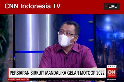 WSBK dan MotoGP Digelar di NTB, Gubernur Dr. Zul: Kado Kebangkitan Ekonomi dan Pariwisata Nasional