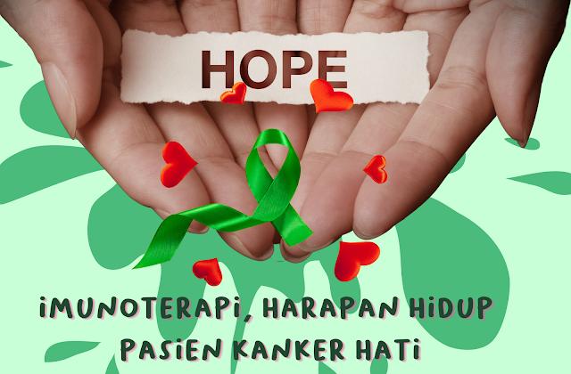 Imunoterapi, Harapan Hidup Pasien Kanker Hati