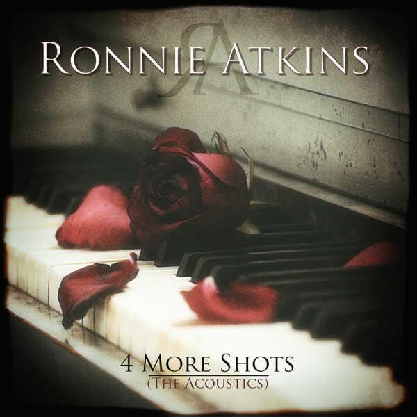 """Το ep του Ronnie Atkins """"4 More Shots (The Acoustics)"""""""