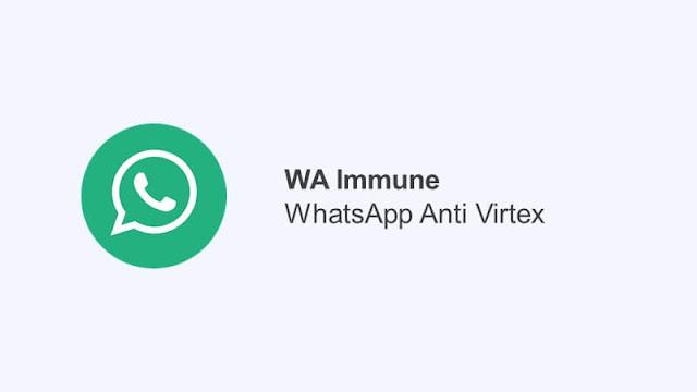 wa immune whatsapp anti virtex