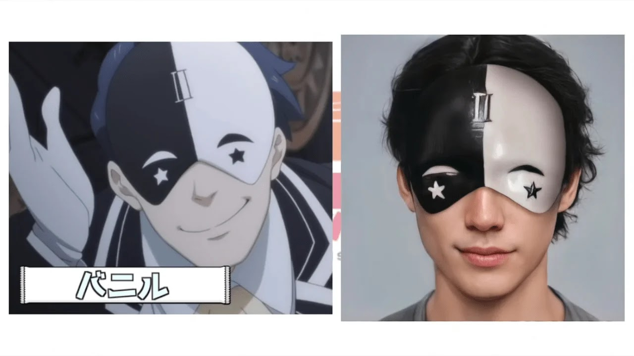 Veja como Seria os Personagens de KonoSuba na Realidade