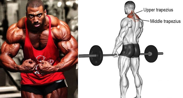 5 Best Exercises to To Build Bigger Traps