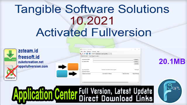 Tangible Software Solutions 10.2021 Activated Fullversion