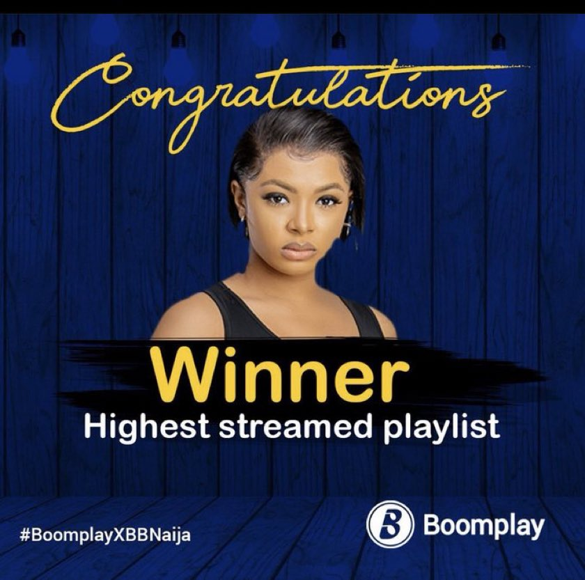 BBNaija: Liquorose wins again, check out what she won today that elicited reactions