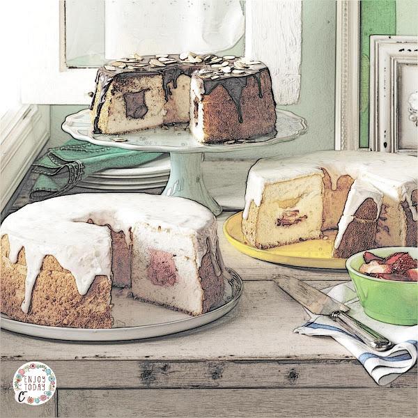 Angel Food Cake 🍰