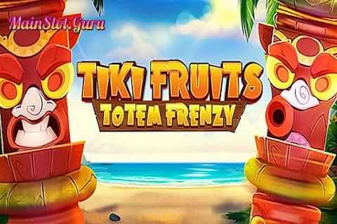 Main Gratis Slot Tiki Fruits Totem Frenzy (Red Tiger Gaming) | 95.69% Slot RTP