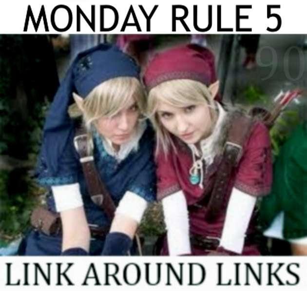 Blogs con enlaces de la regla 5