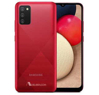 Screenshot Samsung Galaxy A03s