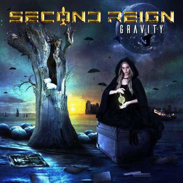 """Ο δίσκος των Second Reign """"Gravity"""""""