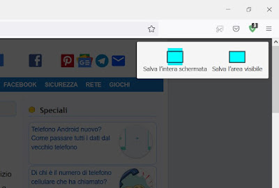 Cattura Firefox