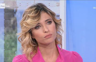 Monica Giandotti Unomattina oggi 8 ottobre