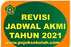 Surat Edaran Revisi Jadwal AKMI Tahun 2021