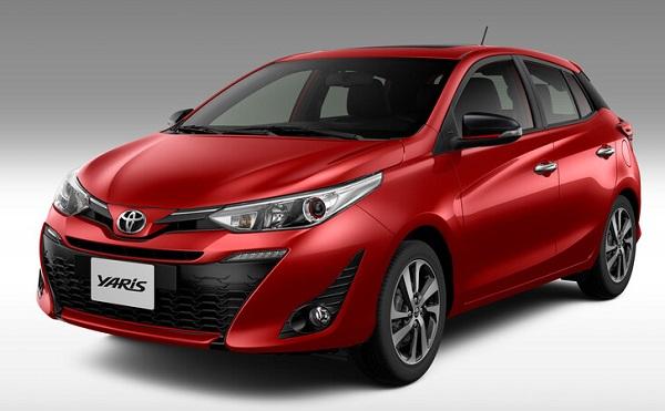 Toyota Yaris 5 Puertas