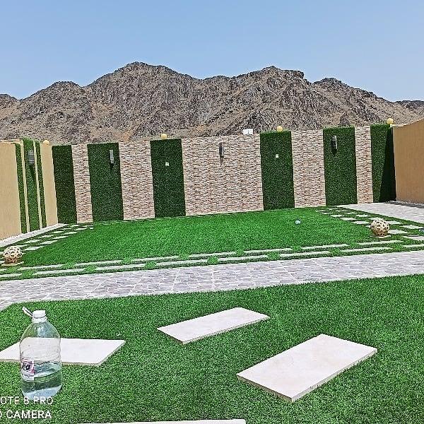 تركيب عشب صناعي تركيب عشب صناعي بالطائف