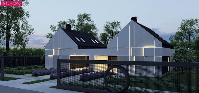 Dom z poddaszem – przyszłościowe rozwiązanie