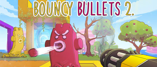 New Games: BOUNCY BULLETS 2 (PS4, PS5, Xbox One/Series X, Nintendo Switch)