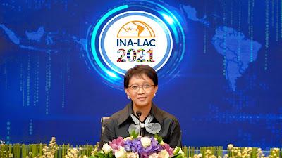 INA-LAC Business Forum 2021: Momentum Perkuat Konektivitas dan Akses Pasar Eskpor Indonesia