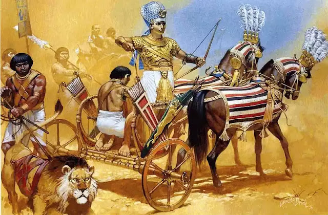 Ancient Egyptian Army