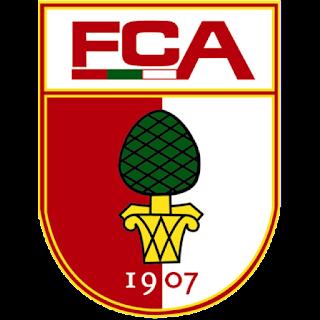 FC Augsburg Logo PNG 512x512