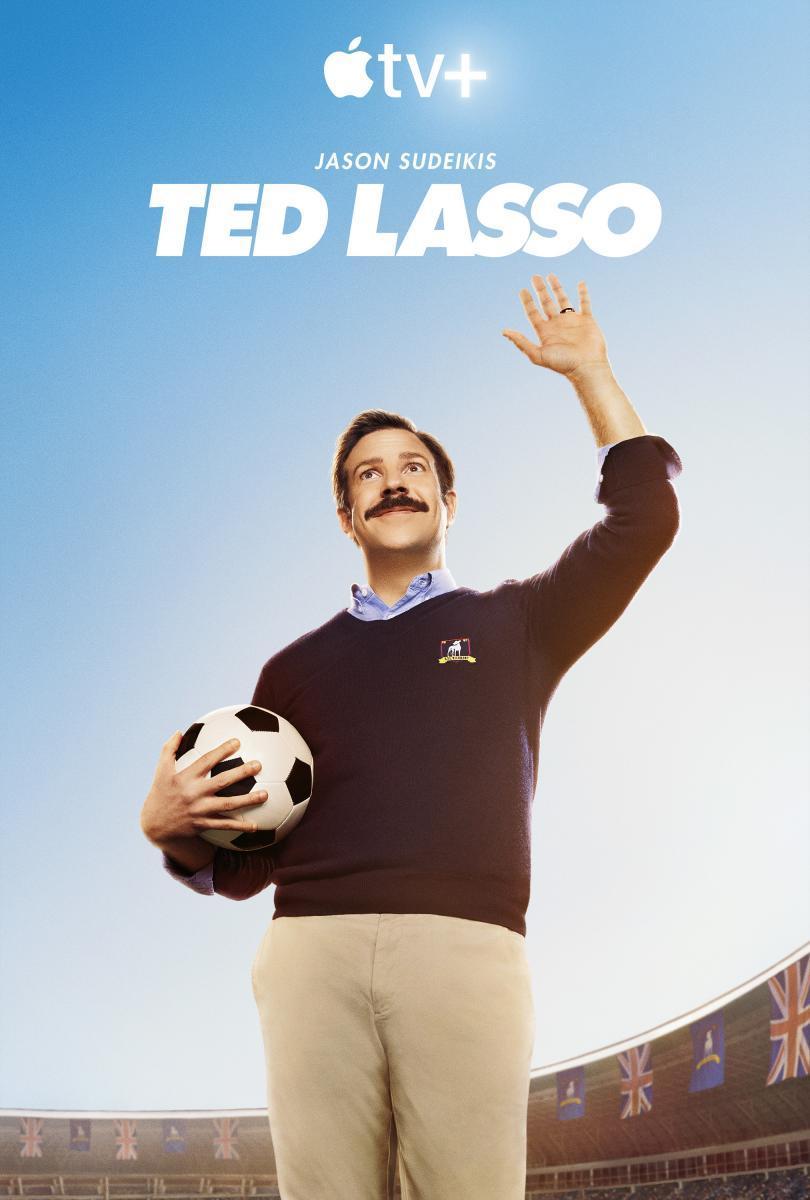Ted Lasso Temporada 1 a la 2 Completa 1080p Latino-Ingles