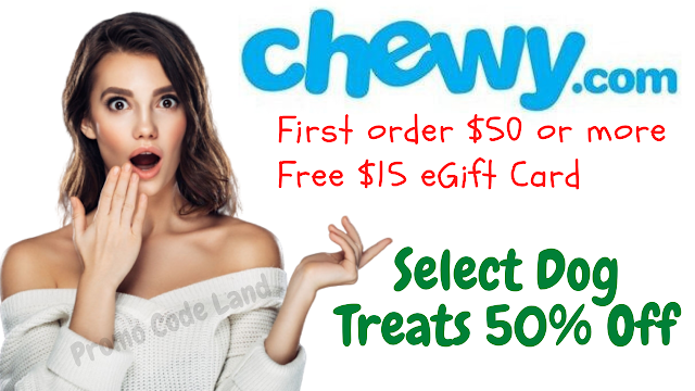 Chewy Coupon - 50% Off w/2022 Promo Code