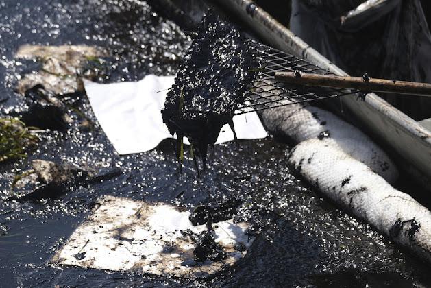 California: petrolio in mare, guasto ad un oleodotto