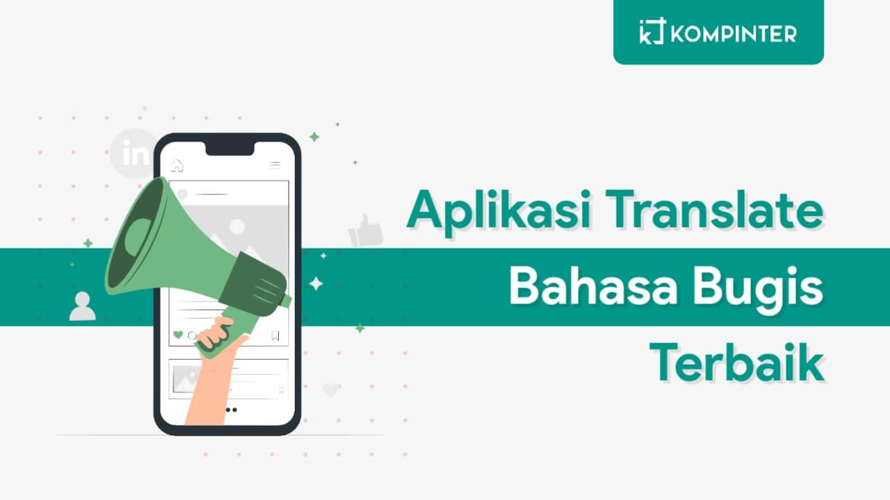 Aplikasi Translate Bahasa Bugis