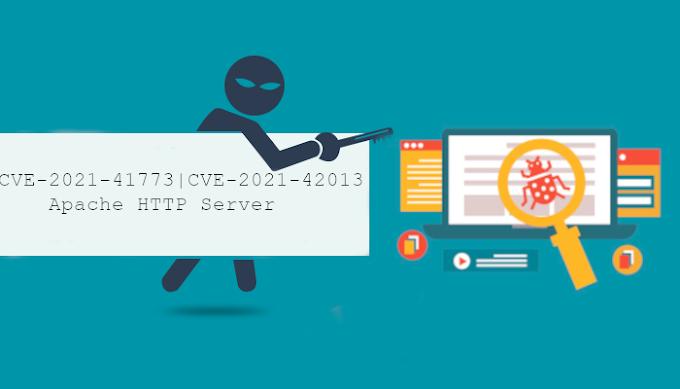 Path Traversal Zero-Day en Apache HTTP Server | CVE-2021-41773|CVE-2021-42013