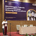 Kementerian PUPR Gelar kegiatan Bimbingan Teknis  Kebencanaan Bidang Perumahan