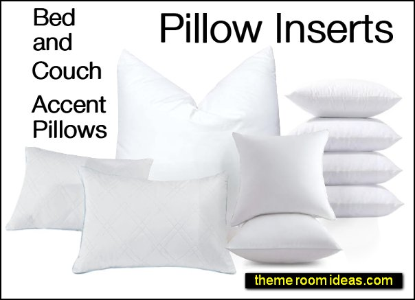 pillow inserts throw pillow inserts decorative pillow inserts bed pillows bedroom decor