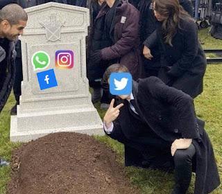 أسباب تعطل الفيس بوك اليوم