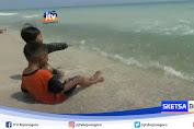 Pesona Keindahan Laguna Di Pantai Pasir Putih Tuban