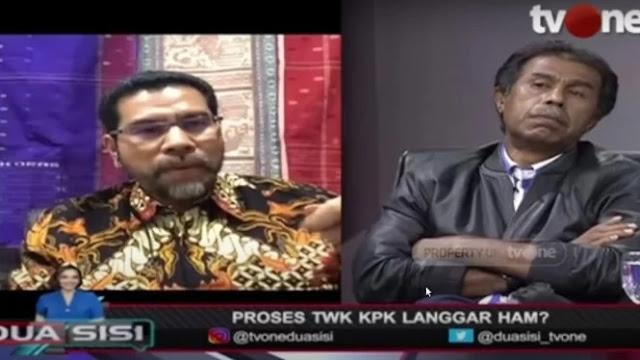 Amiruddin ke Margarito: Jangan Anda Minta Lele Bersisik ke Komnas HAM!